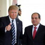 السيسي يبحث هاتفيا مع ترامب تطوارت الأوضاع في ليبيا والسودان