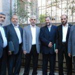 وفد من حماس يتوجه إلى القاهرة غدا لبحث المصالحة