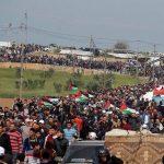 الهيئة الوطنية: تأجيل فعاليات مسيرة العودة على حدود قطاع غزة اليوم الجمعة