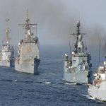 انطلاق فعاليات التدريب البحري المصري الإماراتي المشترك «خليفة- 3»