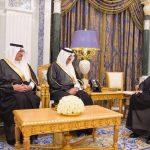 أسامة نقلي يؤدي القسم سفيرًا لدى مصر ومندوبًا سعوديا دائمًا بالجامعة العربية