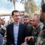 بعد الهجوم على سوريا بقيادة أمريكا.. الأسد يتعهد «بسحق الإرهاب»