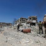 روسيا: نحو 2000 من المسلحين غادروا دوما السورية