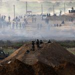 «العفو الدولية» تطالب بفرض حظر عسكري على إسرائيل لاستعمالها القوة بغزة
