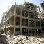 المرصد السوري: 19 قتيلا في انفجار بمدينة إدلب