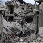 السفارة الروسية ببريطانيا: موسكو قلقة من قرار لندن اتخاذ إجراء بسوريا