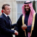 مباحثات سعودية فرنسية بشأن الأوضاع الإقليمية والدولية