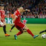 بايرن ميونخ يهزم إشبيلية ويتأهل لنصف نهائي دوري أبطال أوروبا