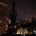 وسائل الاعلام السورية: الهجوم الذي قادته أمريكا أصاب مستودعات للجيش