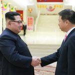 الزعيم الكوري الشمالي يدعو إلى تعزيز العلاقات مع الصين
