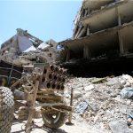 مجموعة السبع تدعم أمريكا وبريطانيا وفرنسا في الضربة الغربية على سوريا