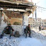 خبراء منظمة حظر الأسلحة الكيماوية يزورون دوما في سوريا الأربعاء