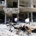 فرنسا ترجح اختفاء الأدلة من موقع الهجوم الكيماوي في سوريا