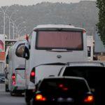 مراسل الغد: بدء عملية إخراج المسلحين من منطقة الضمير بريف دمشق