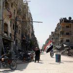 روسيا تبلغ دي ميستورا بأن الضربات الأمريكية أضرت بعملية السلام السورية