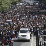 الإفراج عن زعيم الحركة الاحتجاجية في أرمينيا