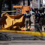 9 قتلى و16 مصابا في حادث الدهس بسيارة فان في تورونتو