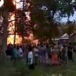 مقتل 10 وإصابة 40 في حريق ببئر نفط في إقليم اتشيه الإندونيسي