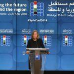 الأمم المتحدة: الجهات المانحة لسوريا تتعهد بتقديم 4,4 مليارات دولار عام 2018