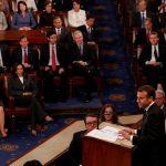 ماكرون: لا يجب أن تقودنا إيران نحو حرب في الشرق الأوسط