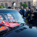 تصاعد الأزمة السياسية في أرمينيا
