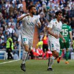 ريال مدريد يهزم ليجانيس بدون رونالدو وراموس