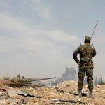الجيش السوري ينفي وقوع اشتباكات بين قوات روسية وإيرانية