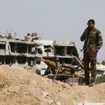 سوريا.. 26 قتيلا غالبيتهم إيرانيون بقصف صاروخي في ريفي حماة وحلب