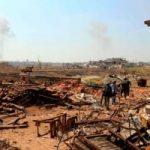طهران تنفي وقوع هجوم صاروخي على قاعدة عسكرية إيرانية في سوريا