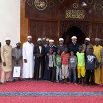 صور|محاضرة لقافلة مجلس حكماء المسلمين إلى كينيا بأكبر مساجد نيروبي