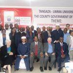 صور  قافلة مجلس حكماء المسلمين إلى كينيا تلتقي القيادات الدينية الإسلامية والمسيحية