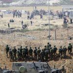 بالصور: شهيدان و126 إصابة خلال جمعة الشهداء والأسرى