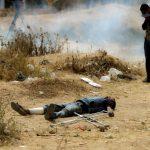 غزة: 4 شهداء و450 إصابة في مواجهات جمعة الشهداء والأسرى