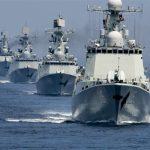 الصين تجري تدريبات بالذخيرة الحية في بحر الصين الشرقي