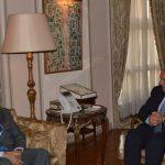 مصر تؤكد دعمها للجهود الرامية للتوصل إلى حل سياسي شامل في ليبيا