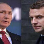 الكرملين: بوتين يحذر ماكرون هاتفيا من أي أعمال غير مدروسة وخطيرة في سوريا