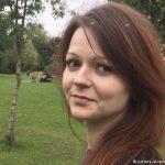 يوليا سكريبال ابنة الجاسوس الروسي السابق تغادر المستشفى في بريطانيا