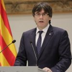 توقيف زعيم الانفصاليين بإقليم كتالونيا الإسباني في إيطاليا
