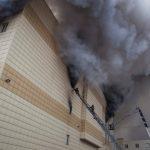 روسيا: ماس كهربائي وراء حريق مركز للتسوق الشهر الماضي