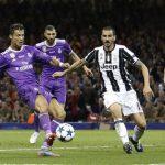مواجهة ريال مدريد يوفنتوس في إياب ربع نهائي دوري الأبطال
