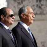 الرئيس المصري ونظيره البرتغالى يشهدان توقيع مذكرات تفاهم بين البلدين