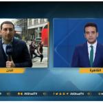 فيديو| مراسل الغد: المعارضة البريطانية تسلم «ماي» وثيقة لرفض التصعيد العسكري ضد سوريا