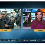 فيديو| مراسل الغد: مظاهرات في مدن أمريكية ضد التدخل في سوريا