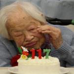 وفاة اليابانية تاجيما أكبر معمرة في العالم عن 117 عاما