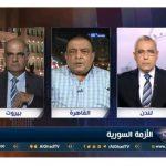 فيديو| الخطيب: روسيا تتفاوض مع الفصائل العسكرية بالوكالة عن النظام السوري