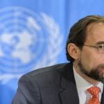 مفوض الأمم المتحدة لحقوق الإنسان يزور إثيوبيا ويلتقي معارضين