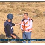 فيديو  الدفاع المدني في غزة: معظم الإصابات في مسيرة العودة من الأطفال