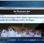 فيديو| تسريبات نشرتها صحيفة «واشنطن بوست» تكشف دعم الدوحة لتنظيمات إرهابية