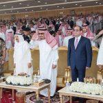 ختام مناورات «درع الخليج» بحضور عدد من القادة العرب