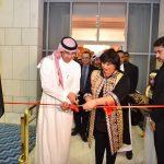 صور  وزير الثقافة والإعلام السعودي يرعى احتفالية «ليالي الأوبرا المصرية»